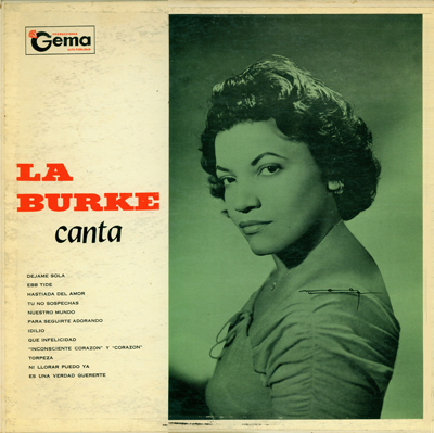 Cara-La burke canta
